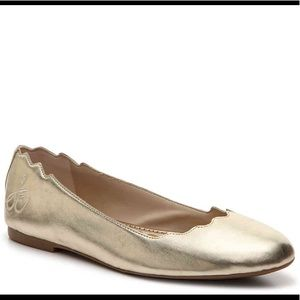 "Gold flats ""Finnegan"""